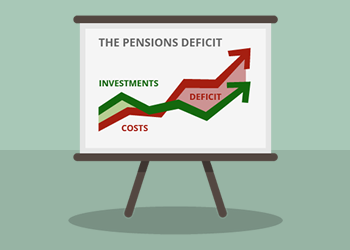 Pension deficits: Should you be concerned and what are your options?