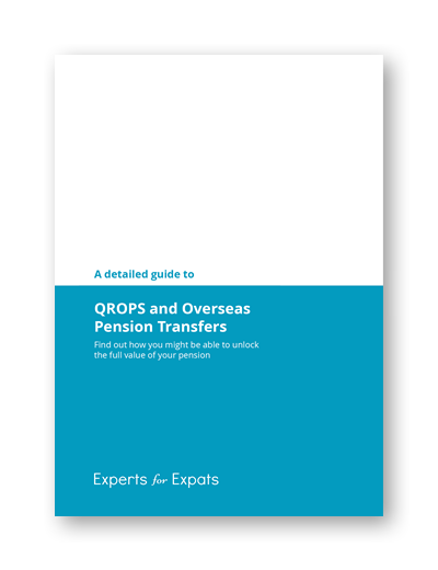 Download our free QROPS Guide